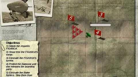 Crimson Skies Briefings - Figaroa Fight