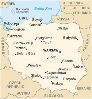 Polandmap cia
