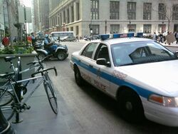 Police daley plaza