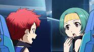 Hikaru and Olivier