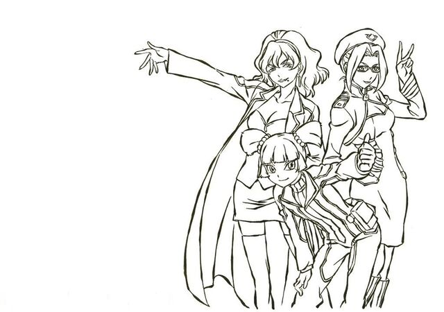 File:Cross Ange 11 End Card Maggy, Emma and Mei.jpg
