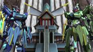 Cross Ange 15 Soryugo and Hekiryugo