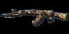 AK47 Knife Peony