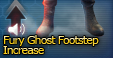 Footstep Increase