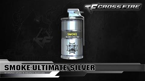 CrossFire China 2.0 - Smoke-Ultimate Silver ☆
