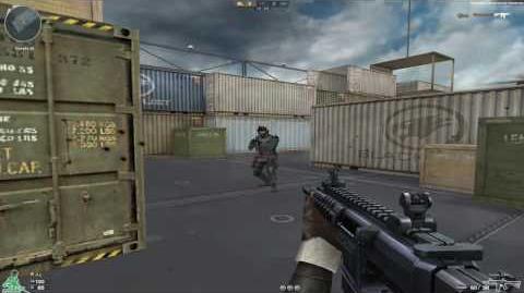 Cross Fire Russia -- Snake DBR (Assault Rifle) -GamePlay-!