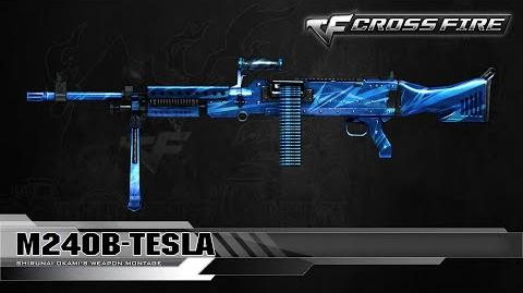 CrossFire China 2.0 - M240B-Tesla ☆
