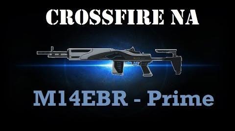 Crossfire NA - M14EBR Prime Review