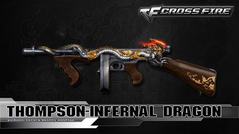 CrossFire Vietnam Thompson-Infernal Dragon ☆-1