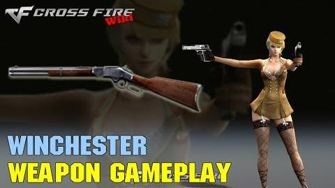 CrossFire - Winchester - Weapon Gameplay