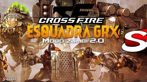 Crossfire - Modo zumbi 2