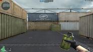 Smoke Grenade HUD