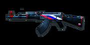 RIFLE AK-47-Russia
