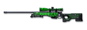 Sniper AWM-Razer