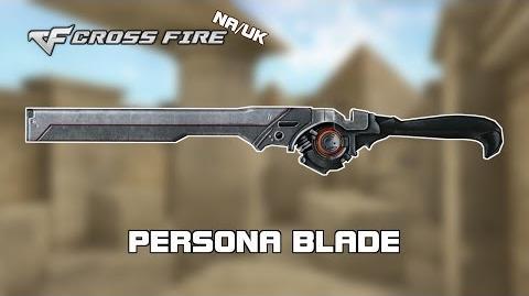 CF NA UK Persona Blade showcase damage by svanced