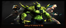 Mutants crossfire wiki fandom powered by wikia - Subject alpha cf ...
