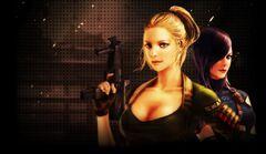 Lady swat edit
