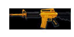 M4A1-GOLD NA BI