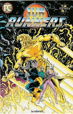 Sun Runners Vol 1 1