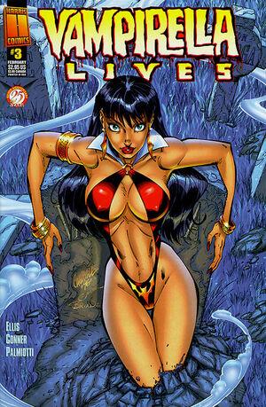 Vampirella Lives Vol 1 3
