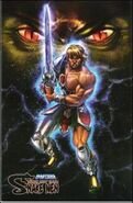 Masters of the Universe Rise of the Snake Men Vol 1 1-B