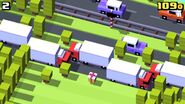 Crossy-road-gifty game play