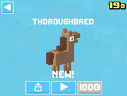 The unlocked thoroughbred
