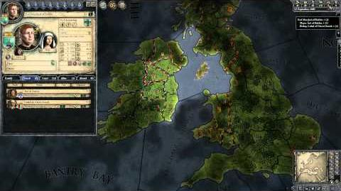 Crusader Kings 2 - Guide For Newbies - Part 3a - County Holdings Vassels