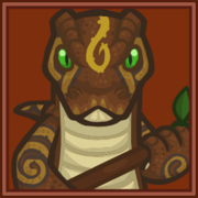 SerpentKingDraco Large