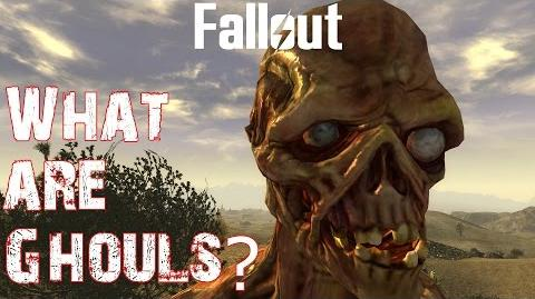 Theories, Legends and Lore Fallout Universe- Ghouls