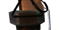 AN-M8 HC Smoke Grenade