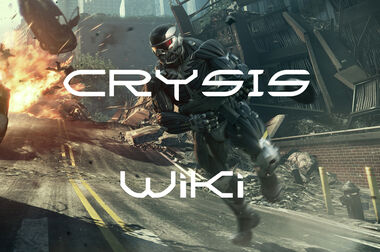 Crysis welcome logo