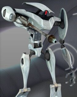 Aqua droid
