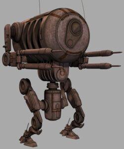 LR-57 combat droid