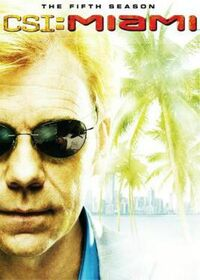 CSI Miami Season Five