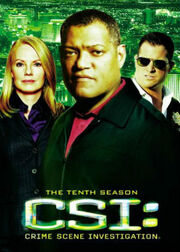 CSI Crime Scene Investigation, Season 10