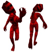 Host zombie red
