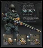 JANUS7kp