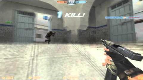 CS Online - Battle Glock 18C Gameplay