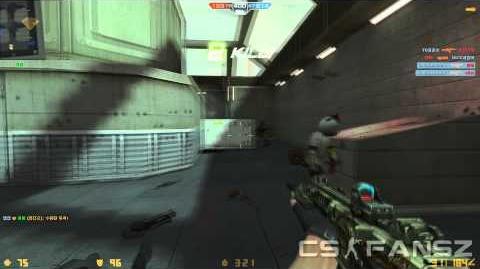 CS Online Gilboa Viper Gameplay (60 FPS Test)