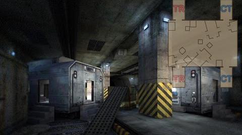 Counter-Strike Online Deathmatch - Tunnel Gameplay