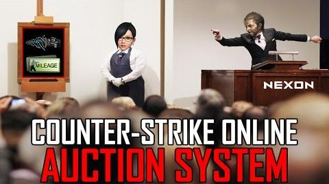 CSO Weapons Auction System Introduction
