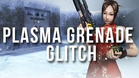 CS Online - Plasma Grenade Glitch (플라즈마 수류탄 버그)