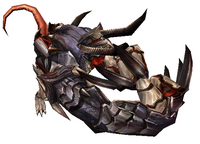 Oberon equipping claw
