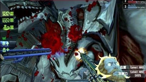 Counter-Strike Online-皇族聖痕(Janus-7) VS 阿比隆(災厄之章)