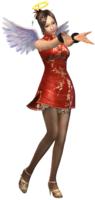 Mei wangel costume