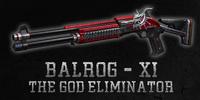 Balrog11 poster sgp
