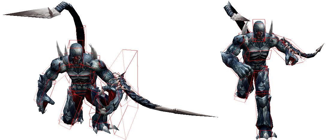 Image - Origin deimos hitbox.png | Counter Strike Online ...