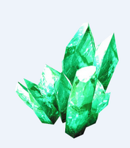 Magic crystal fragment