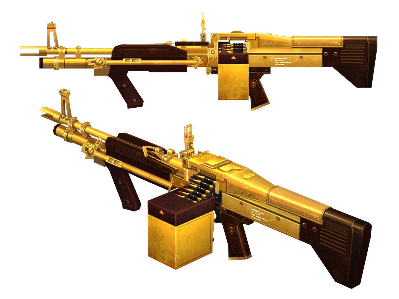 M60E4 - Counter Strike Online Wiki